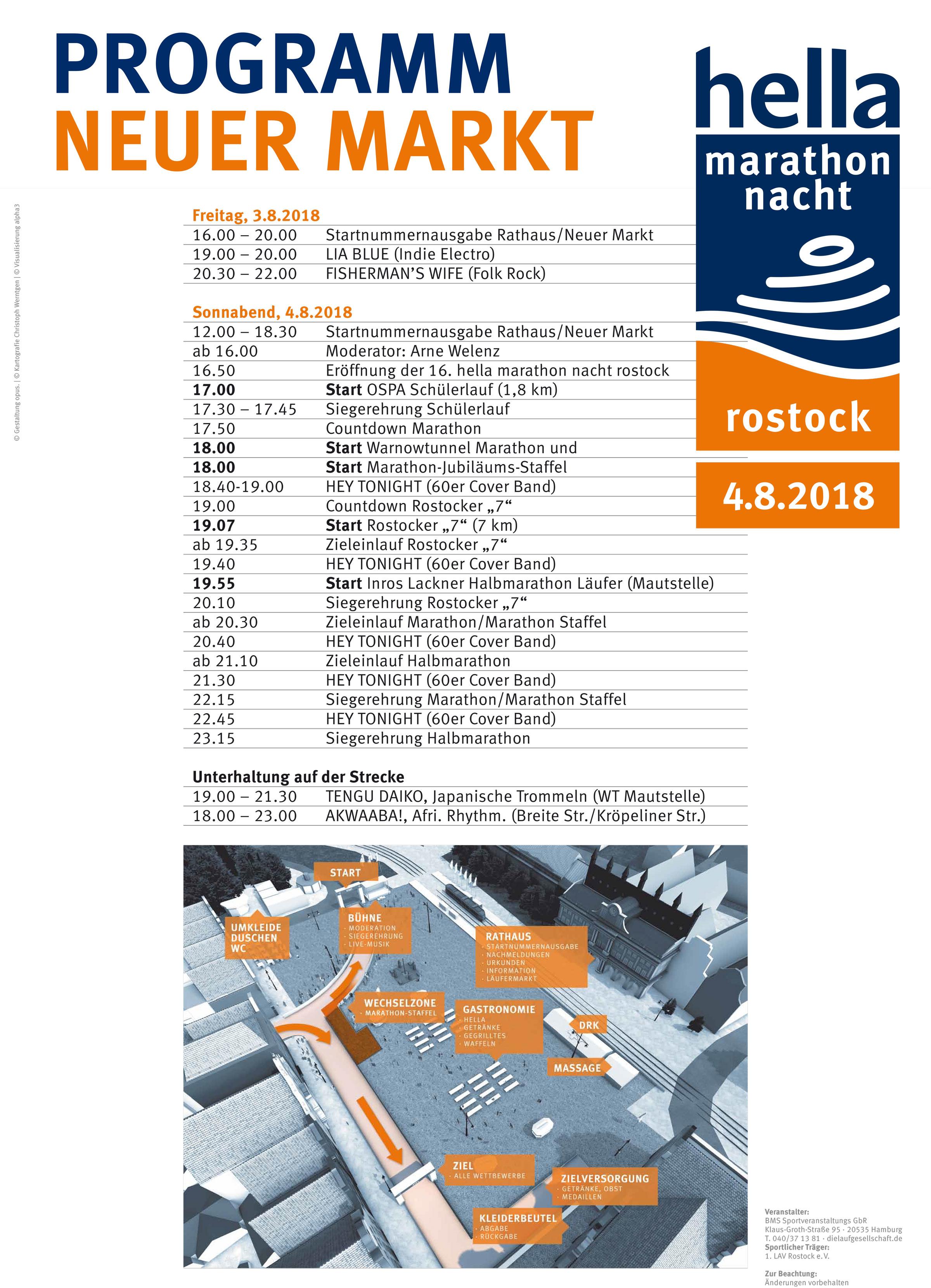 hella marathon nacht rostock » Das Musikfestival bei der 16. hella ...